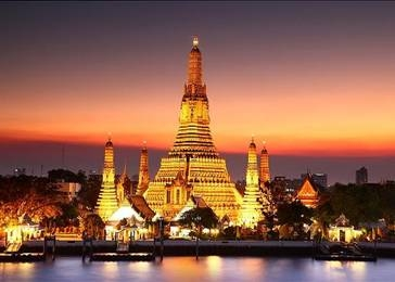 Bangkok - Pattaya - Alcazar Show