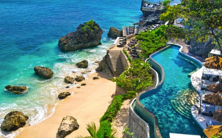 Dụ Lịch đảo thiên đường Bali