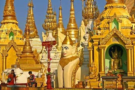 Du lịch Myanmar 4 ngày- 3 đêm