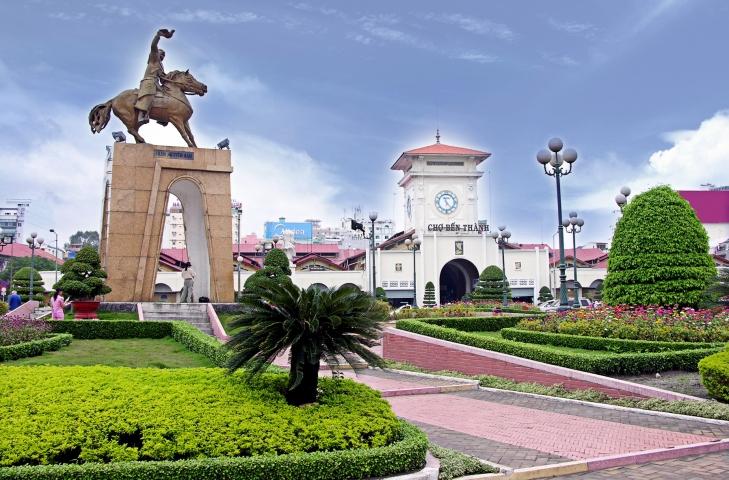 Hồ Chí Minh - Củ Chi - Tây Ninh