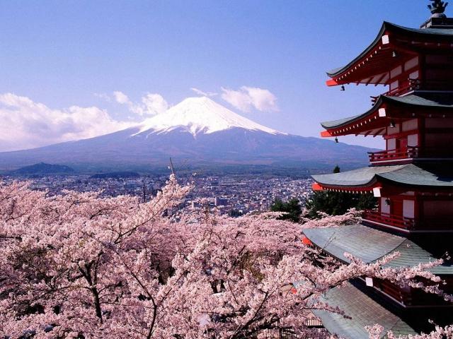 Du lịch Nhật Bản TOKYO-KYOTO-OSAKA