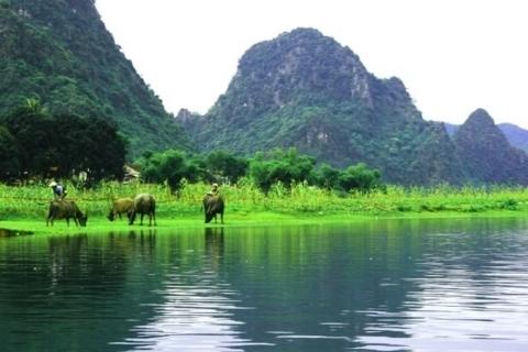 Hà Nội - biển Nhật Lệ - biển Bảo Ninh (Quảng Bình) 4 ngày bằng tàu hỏ